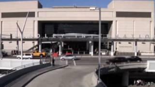 terminal internacional del aeropuerto de Los Ángele