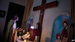 Сирийская христианская община