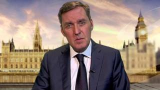 英国前卫生大臣米尔本