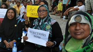 Warga Maladewa