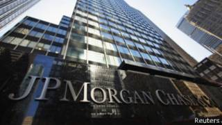 Здание банка JP Morgan