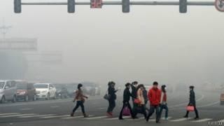 Khói và ô nhiễm môi trường ở Trung Quốc