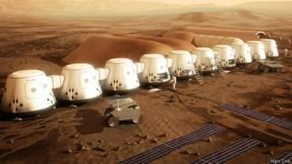 मार्स वन मिशन, मंगल ग्रह, बास लैंसडॉर्प