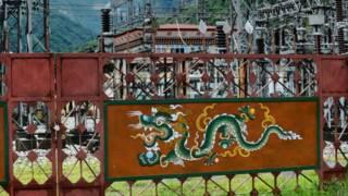 भूटान, बिजली