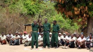 Forças da Renamo | Foto: AFP (arquivo)