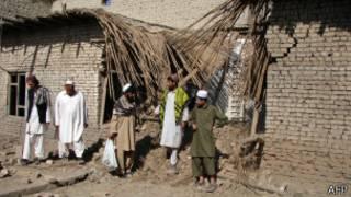 حمله پهباد به پاکستان