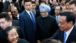 चीन, भारत, मनमोहन सिंह, यात्रा, ली खचियांग