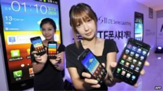 مبيعات سامسونغ من الهواتف الذكية تحقق نجاحا كبيرا