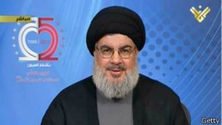الأمين العام لحزب الله اللبناني حسن نصرالله