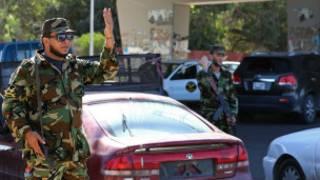 Jami'an Sojin kasar Libya