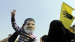 Partidarios de Morsi