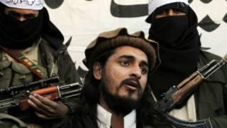 Hakimullah Mehsud, líder del Talibán en Pakistán
