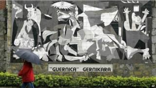 पिकासो, गुएर्निका