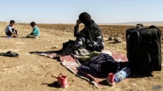Yan kasar Syria na cikin kuncin rayuwa