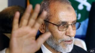 Umukuru wa Muslim Brotherhood, Mohammed Badie