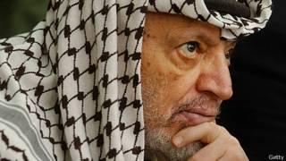 Арафата отруїли