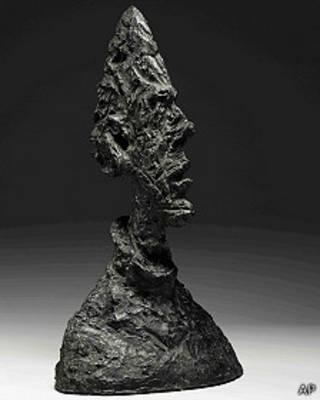Escultura de Alberto Giacometti