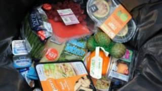 英國每個家庭浪費總量相當於每個月浪費了約60英鎊