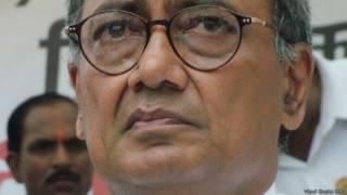 दिग्विजय सिंह, कांग्रेस नेता