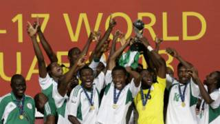 Le Nigéria, invaincus dans le tournoi