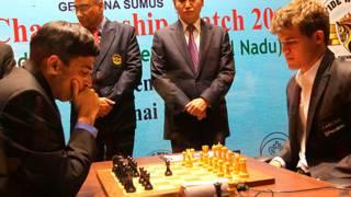 शतरंज चैंपियनशिप, विश्वनाथन आनंद, कार्लसन