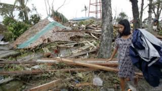 फ़िलीपींस तूफ़ान हेयान