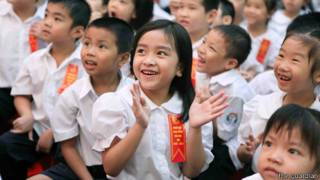 Trẻ em ở Việt Nam