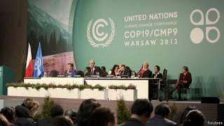 Abertura da COP 19 (Reuters)