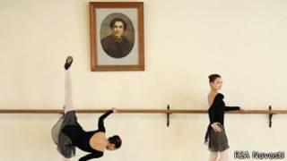 Студенты академии Вагановой