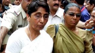 गुजरात की पूर्व मंत्री माया कोडनानी