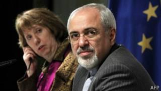 Mohammad Jarad Zarif, canciller iraní