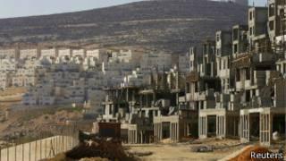 Еврейские поселения на Западном берегу реки Иордан