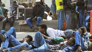 Migran di Saudi