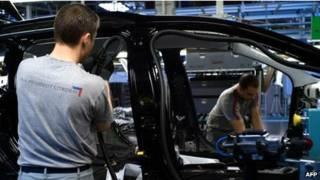 Виробництво у єврозоні зростає