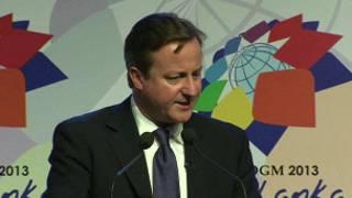 Praministan Birtabiya, David Cameron