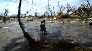 filipina topan haiyan