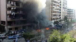تفجيرا بيروت