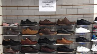 Descuentos en tiendas de zapatos
