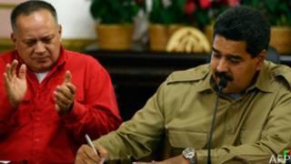 نیکولاس مادورو، رئیس جمهور