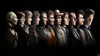 Onze atores que já interpretaram o Doutor na série Doctor Who