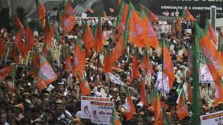 भारत में चुनाव, भाजपा समर्थक