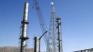 Иранский ядерный объект в Араке