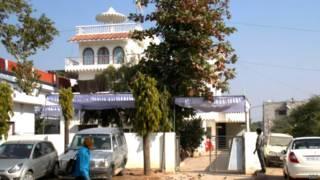 टीकमगढ़ स्थित उमा भारती का घर