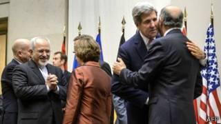 acuerdo en Irán