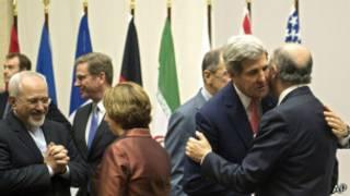 Acuerdo nuclear en Ginebra