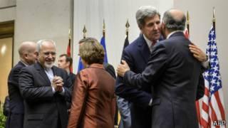 После подписания договора о иранском ядерном потенциале