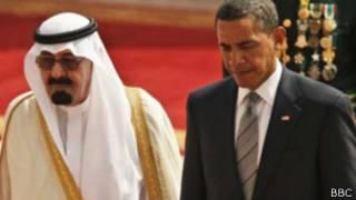 أوباما وعبدالله