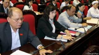 Biểu quyết tại Quốc hội (ảnh minh họa)