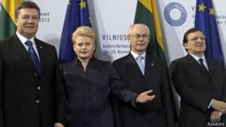 Саміт завершився - угоду не підписано