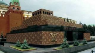 Louis Vuitton trên Quảng trường Đỏ